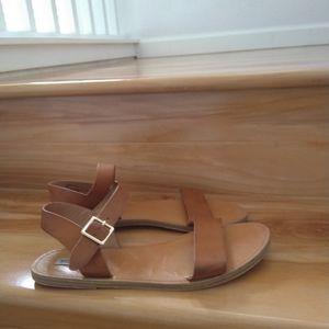 Steve Madden brown Sandals size 9